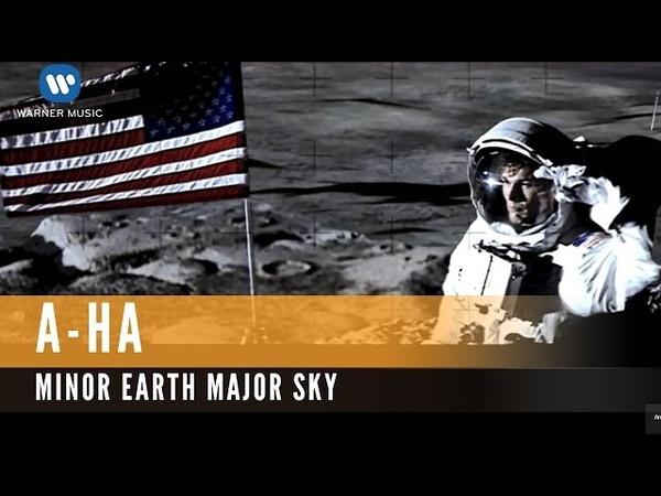 A-HA - Minor Earth Major Sky (Official Music Video)