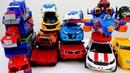 Giochi per bambini con le macchine. Car Transformation episodi