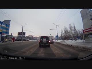 ДТП Балтийская.