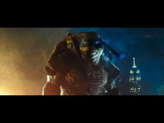 Черепашки-Ниндзя/ Teenage Mutant Ninja Turtles (2014) Дублированный тизер-трейлер