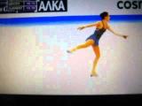 Олимпиада Сочи 2014.  Выступление Аделины Сотниковой