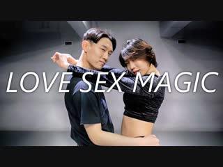 Prepix dance studio Love Sex Magic - Ciara / Jiyoung Youn & Will Han Choreography