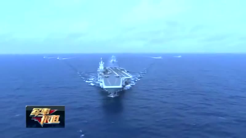 New footage released by China offers an inside look at the countrys first self-developed aircraft carrier during its latest sea