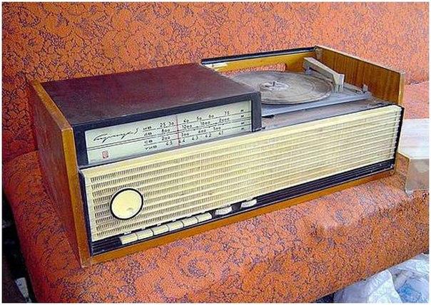 схема радиолы в