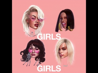 Rita Ora - GIRLS IS OUT EVERYWHERE!!