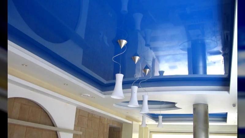 Всё, что тебе нужно знать о натяжных потолках до того, как их установить