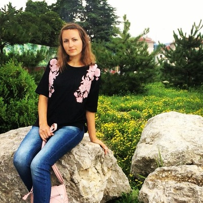 Ксения Первухина