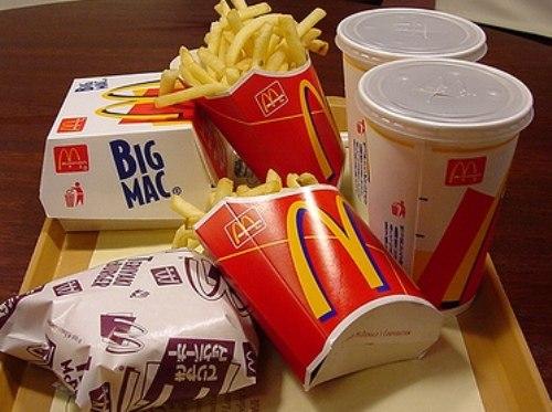 Макдоналдс в Таганроге