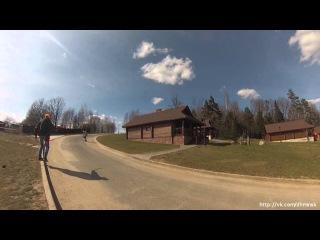DH.Minsk.Longboarding.Логойск(20.04.13)