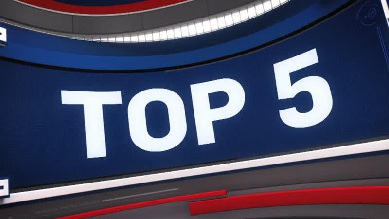 Топ 5 лучших моментов матчей 19 декабря