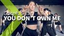 Grace - You Don't Own Me ft. G-Eazy / JaneKim Choreography.