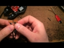 Nachasti Replace cord Bloody V8 Ремонт провода мыши Поиск места обрыва прозвон замена