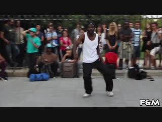 Уличные танцы это в первую очередь весело!