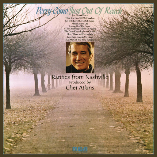 Perry Como альбом Just Out of Reach - Rarities from Nashville