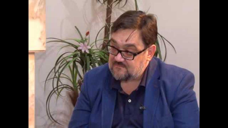 Александр Ефимович Алексейчик в программе Эрнеста Старателева Собеседник