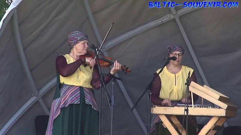 Фолк-Шоу на Морском Фестивале / Jūras svētku Folk-Songs