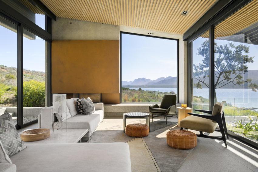 Резиденция в Южной Африке / Филипп Олмесдаль, Тамарин Фурье и Джеймс Минченер