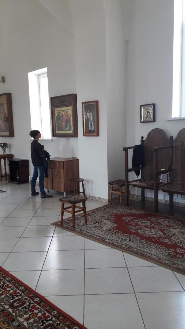 """Дети из """"Волжанки"""" посетили монастырь 7"""