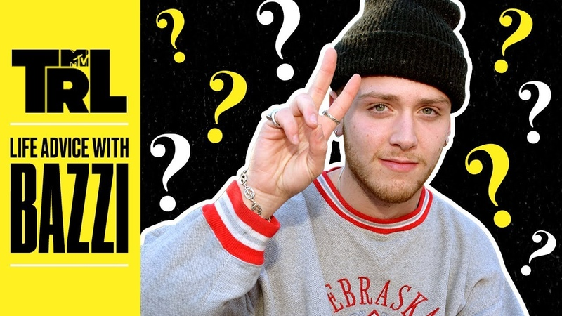 5 Life Lessons From Bazzi On Crushes, Friendship, More! | TRL