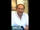 O apoio de Alexandre Kalil prefeito de Belo Horizonte me enche de alegria e