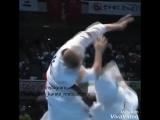 Мощнейшая атмосферная вертуха в голову. Кёкусинкай карате. Иппон. Подготовка бойца https://vk.com/oyama_mas