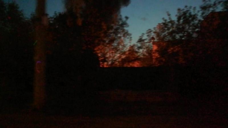Пожар на ул 9 мая