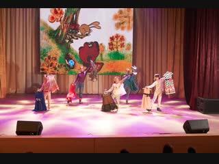 Отчетный концерт школы танцев Dance Life. Филиал