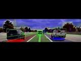NVIDIA DRIVE AGX PEGASUS Highway Test