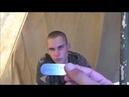 Допрос пленного российского десантника РФ ефрейтора Мильчакова И. В., взятого в плен 25 08 2014