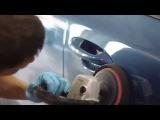 Коррекция защитного покрытия автомобиля