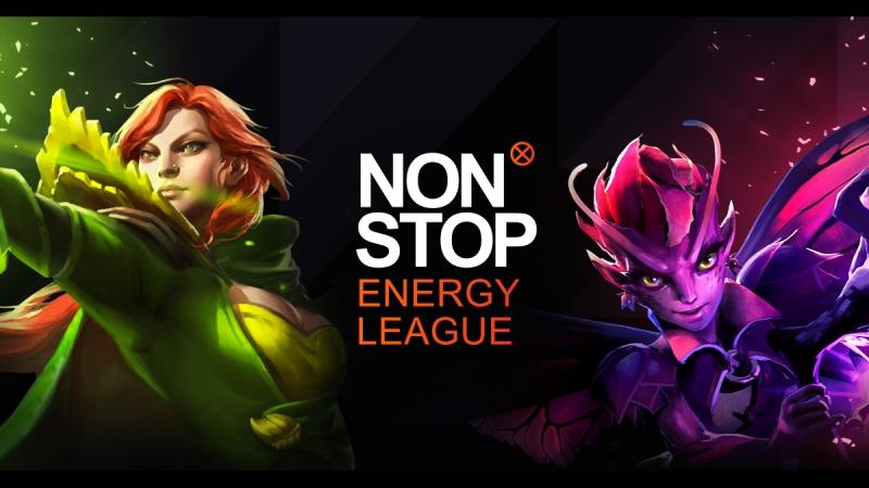 Финал NON STOP Energy League | Dota 2 TURBO