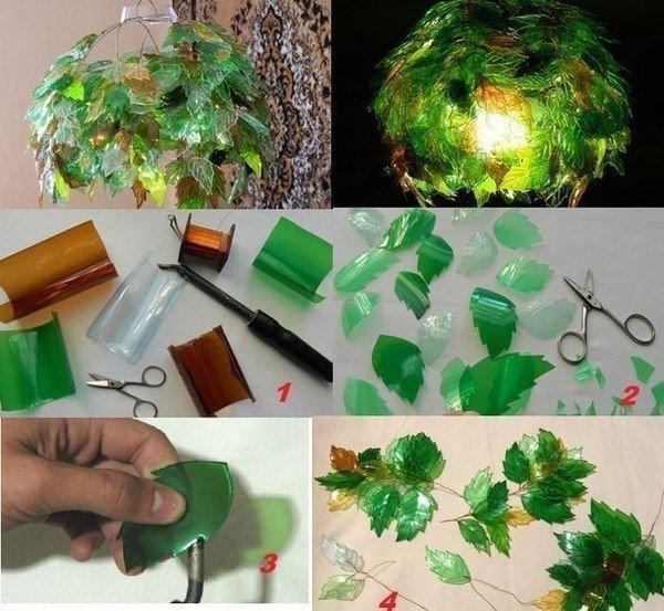 Сделай сам своими руками из пластиковых бутылок видео