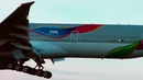 Boeing 777-3DZER в Ливрее FIFA 2022 / Домодедово 9.07.2018