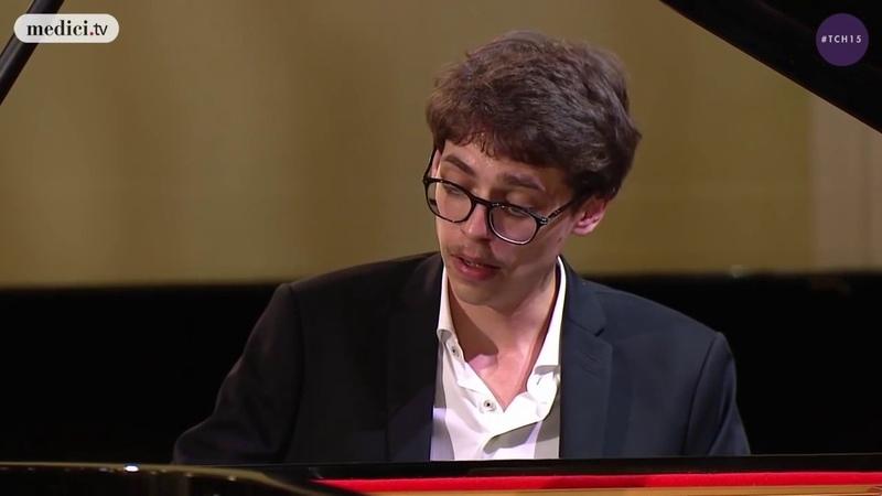Lucas Debargue plays Liszt Transcendental etude No. 10