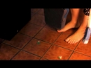 Giantess-Unaware party Clean up FX