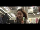 Сюжет о пресс-конференции фильма Tazza 2 на шоу Arirang TV