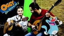 Огги и Кукарачи главная тема на гитаре и бузуки
