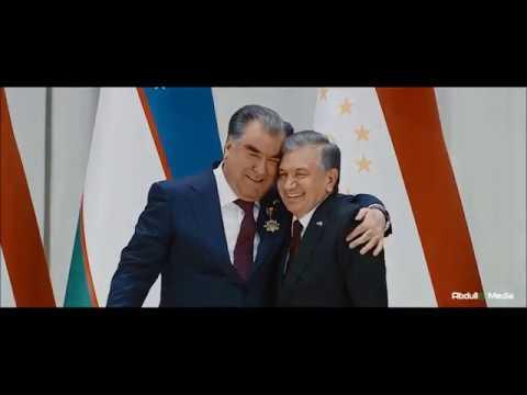 ♕ Узбеки и Таджики Встреча которую ждали. Автор Abdullo Media овоз Диловар Сафаров ♕