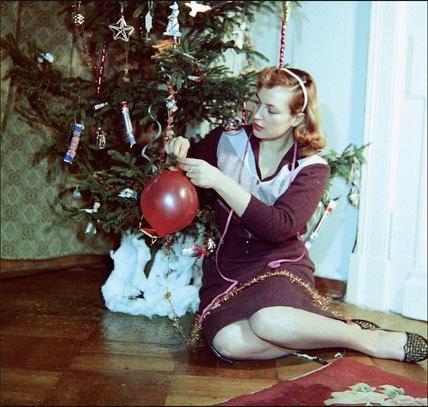 Новый год в стиле СССР: история, фото, сценарий, меню, одежда, конкурсы