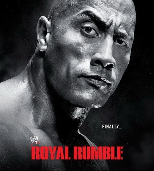 Постер к Royal Rumble 2013