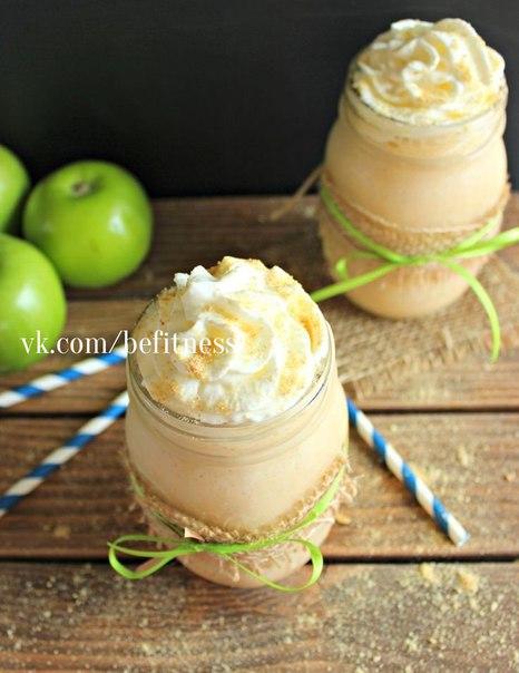 Предлагаем рецепт яблочного коктейля с кефиром, который с удовольствием выпьет каждый член вашей сем… (1 фото) - картинка