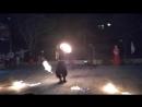 Огненное шоу Судак