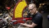 Adam Savage's One Day Builds 1000 Shot NERF Blaster!