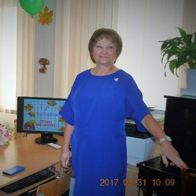Валентина Силина