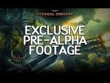 Геймплей пре-альфа версии игры Warhammer 40K Eternal Crusade