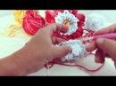 Flor do Cerrado em croche