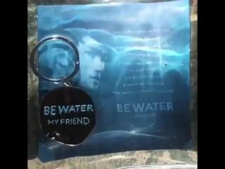Bruce Lee - Be like water my Friend