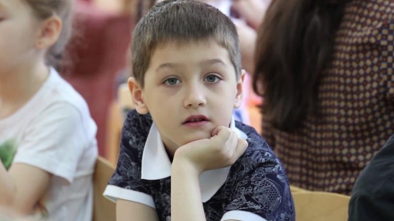один день в детском саду д с №102 Екатеринбург 2017