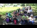 Прогулка в парке Коломенское. Третья неделя лагеря. Июнь 2018 года.