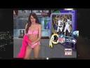 Телеведущая разделась в прямом эфире 6. Спорт июнь 2014. Эротическое видео от Слайдшоу Анималс